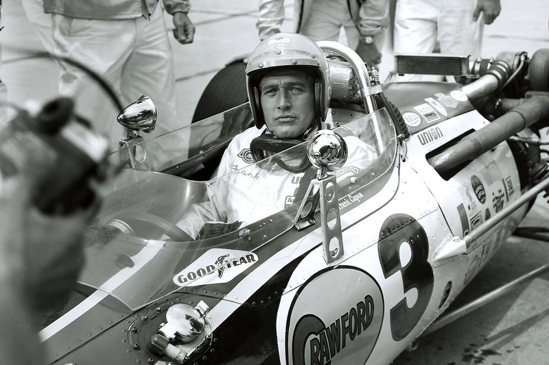 1968: Indy goes Hollywood