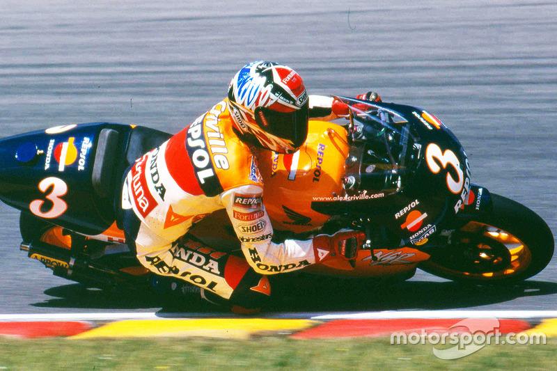 Alex Criville, Repsol Honda Team