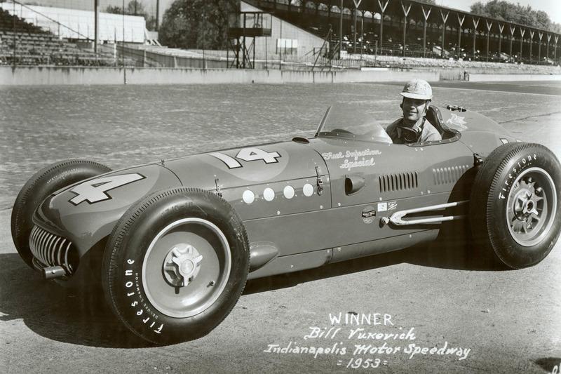 1953 - Bill Vukovich, Kurtis Kraft/Offy