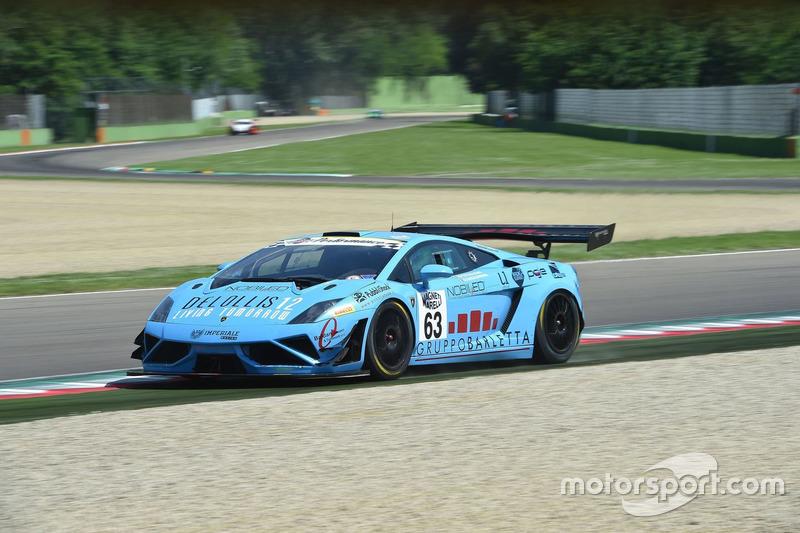 Vito Postiglione, Andrea Gagliardini, Imperiale Racing