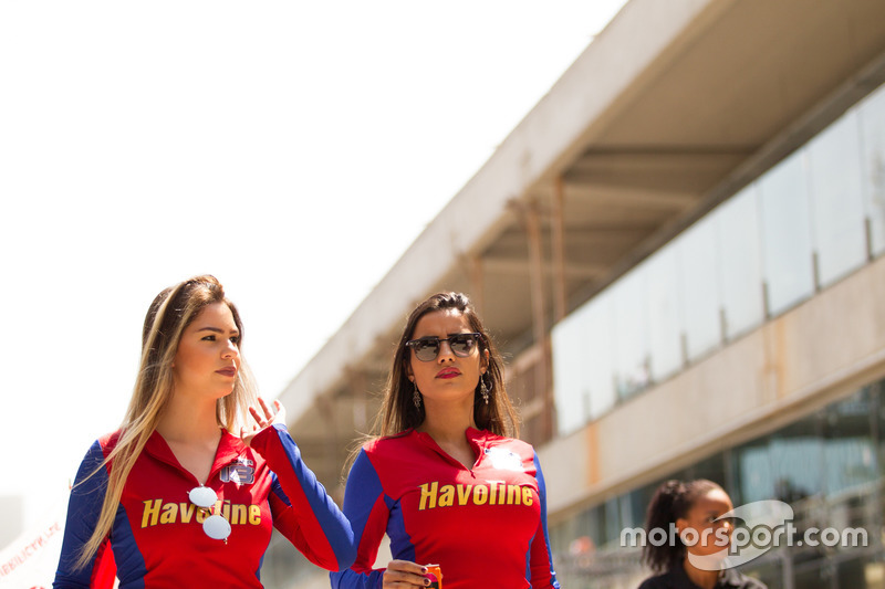Grid Girls Stock Car - Corrida do Milhão