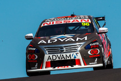 Dale Wood and David Russell, Nissan Motorsports
