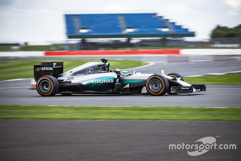 Jorge Lorenzo, Mercedes AMG F1 W05
