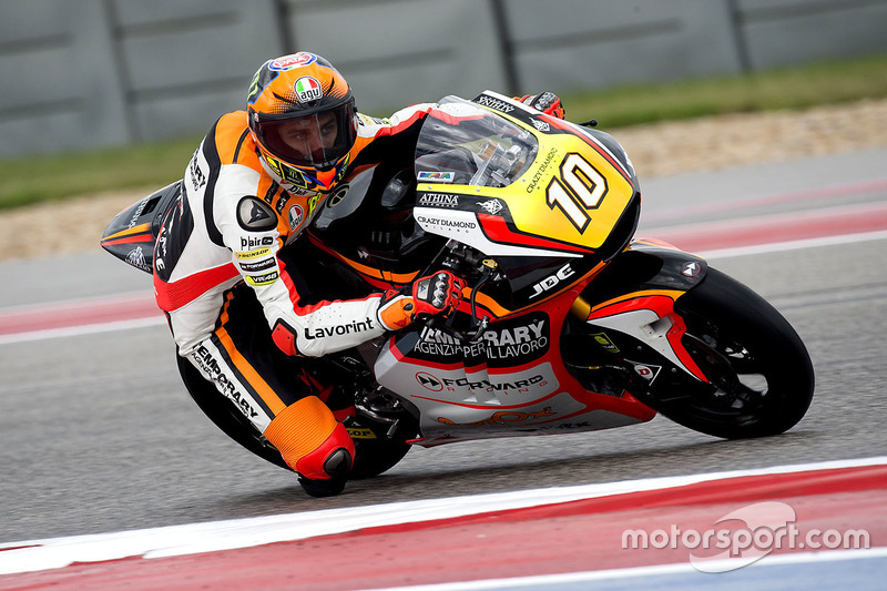 Luca Marini, Athina Forward Racing, Kalex