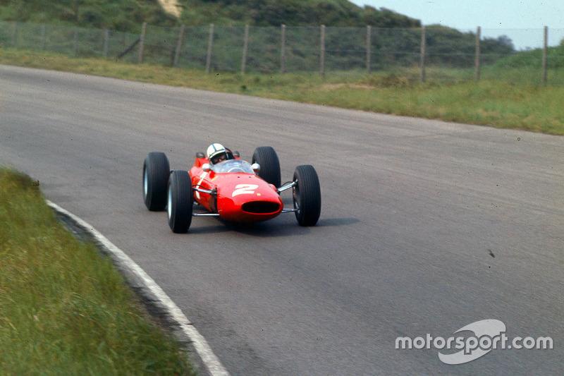 1964-1965: Ferrari 158