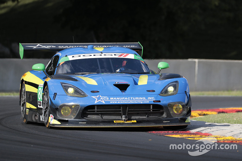 #80 Lone Star Racing Dodge Viper GT3-R: Dan Knox, Mike Skeen