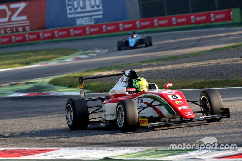 Em 2015, Mick subiu para os monopostos. Ele correu na F4 Alemã e foi 10º colocado, com uma vitória.