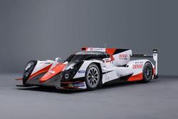 Новый окрас прототипа LMP1 команды Toyota