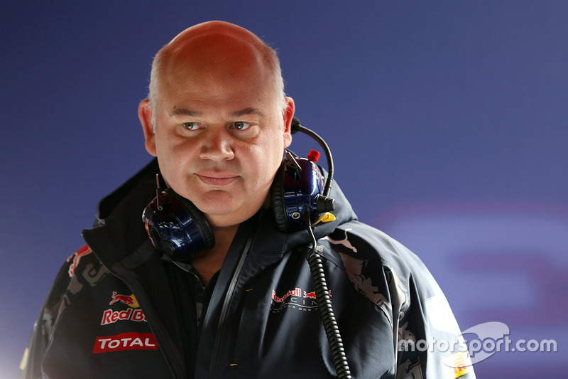 Rob Marshall, Chief Engineering Officer of Red Bull Racing