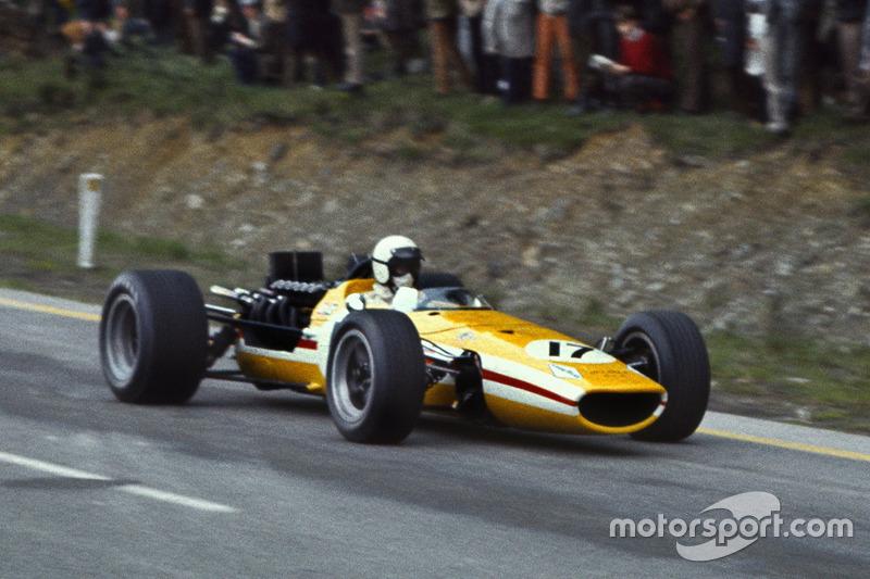 Jo Bonnier, McLaren M5A BRM