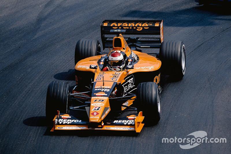 14. Йос Ферстаппен (107 Гран При)