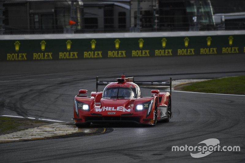 #31 Action Express Racing Cadillac DPi: Eric Curran, Dane Cameron, Seb Morris, Mike Conway