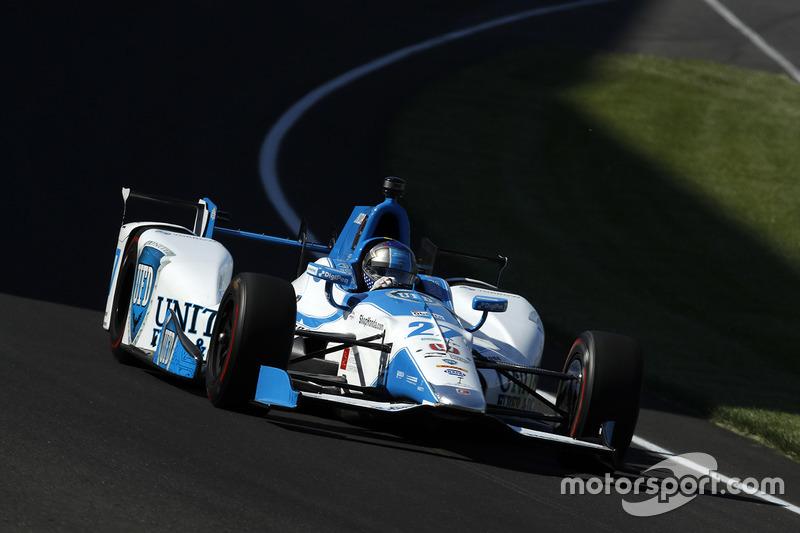Марко Андретті Andretti Autosport Honda