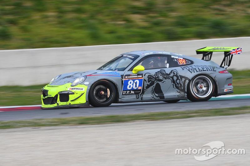 #80 APO Sport, Porsche 991 Cup: Alex Osborne, James May, Paul May