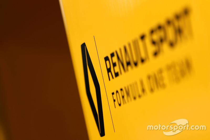 Renault Sport F1 Team: Logo