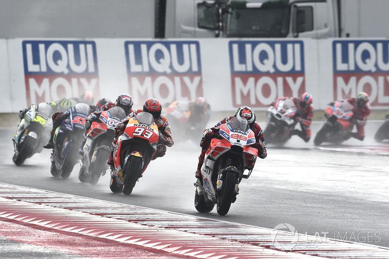 MotoGP Fotogallery: le splendide immagini del GP di San Marino di Misano
