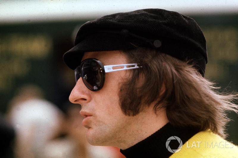 8 - Guerra de palavras com Jackie Stewart