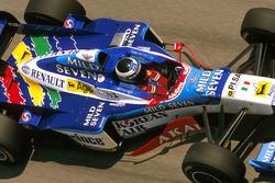 Герхард Бергер, Benetton B197 Renault