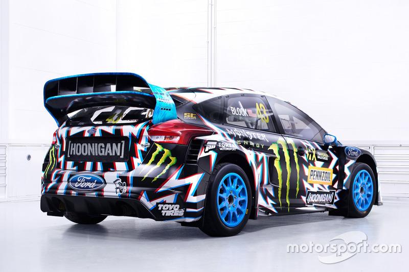 Das Auto von Ken Block, Hoonigan Racing Division, Ford Focus