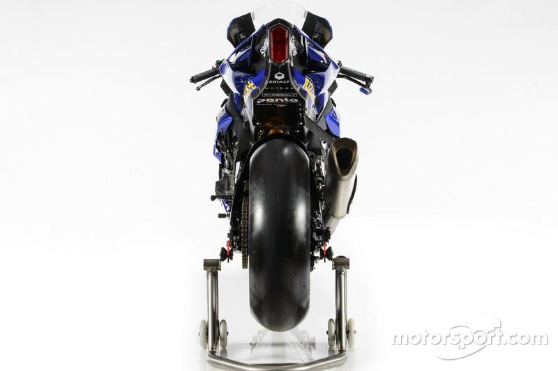 Moto de Michael van der Mark, Pata Yamaha Racing