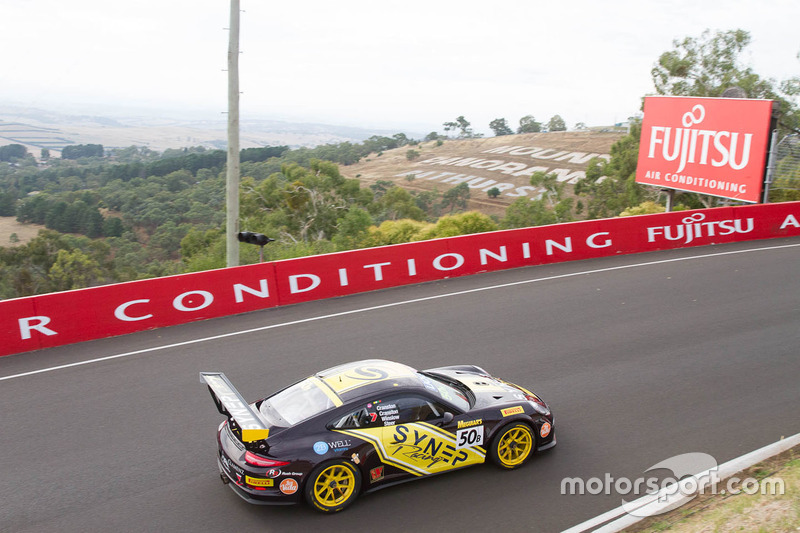 #50 Synep Racing, Porsche 991 Cup: Adam Cranston, Josh Cranston, Aaron Steer, Jamie Winslow