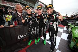 #63 GRT Grasser Racing Team Lamborghini Huracan GT3: Крістіан Енгельхарт, Мірко Бортолотті, Андреа К