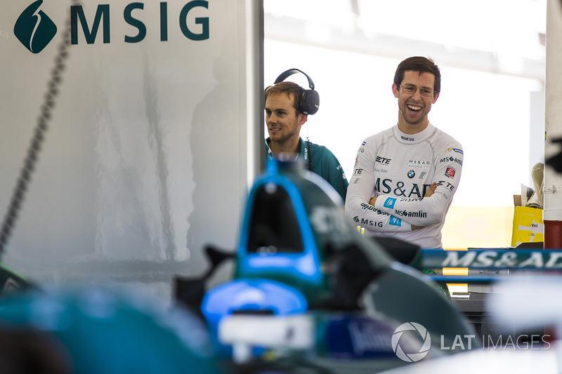 Alexander Sims, Amlin Andretti Formula E Team Formula E