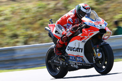 Jorge Lorenzo, Ducati Team, aerodynamic fairing