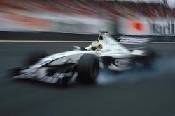Verbremser: Ralf Schumacher, Williams FW22
