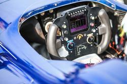 Lenkrad von Colton Herta, Andretti Steinbrenner Racing