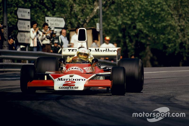 Йохен Масс, McLaren – Гран При Испании 1975 года