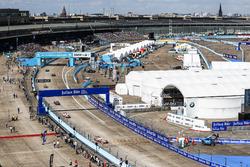Felix Rosenqvist, Mahindra Racing, Nick Heidfeld, Mahindra Racing