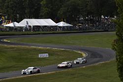 #24 BMW Team RLL BMW M6 GTLM: John Edwards, Martin Tomczyk, #57 Stevenson Motorsports Audi R8 LMS GT3: Andrew Davis, Lawson Aschenbach
