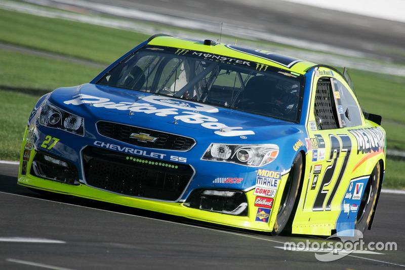 Paul Menard, Richard Childress Racing, Chevrolet