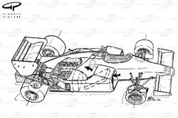 Alfa Romeo 184T 1984 detailed overview