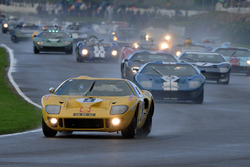 Whitsun Trophy: Nick Padmore GT40