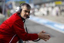 Dieter Gass, directeur de la compétition chez Audi