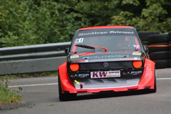 Stephan Burri, VW Polo, Autersa Racing, 1. Rennlauf