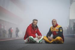Tiago Monteiro, Honda Racing Team JAS, Tom Coronel, Roal Motorsport, Chevrolet RML Cruze TC1