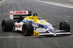 Williams FW11 Honda