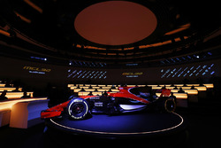 The McLaren MCL32 is launched