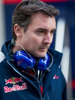 Technikchef James Key, Scuderia Toro Rosso