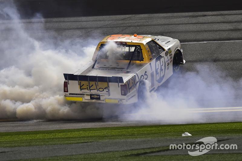 1. Kaz Grala, GMS Racing, Chevrolet