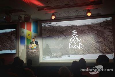 Dakar 2017, la presentazione