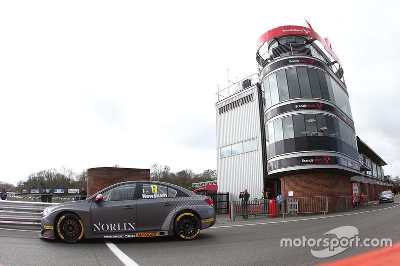Dave Newsham, BTC Norlin Racing, Chevrolet Cruze