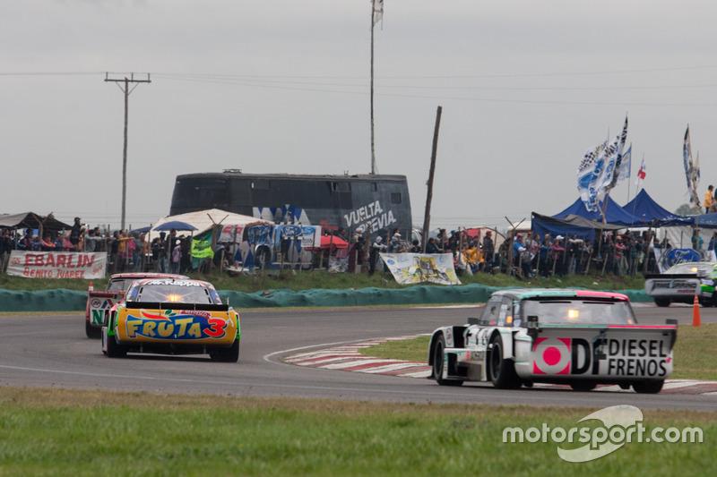 Juan Martin Bruno, UR Racing Dodge, Leonel Sotro, Di Meglio Motorsport Ford