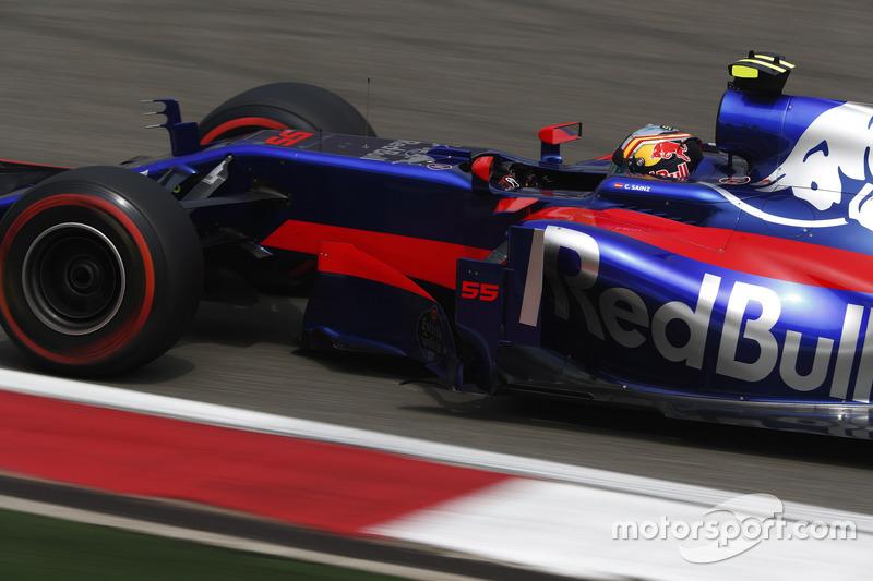 8. Carlos Sainz, Toro Rosso
