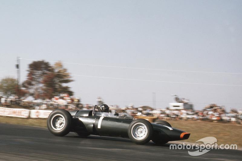 1963: Graham Hill (BRM P57)