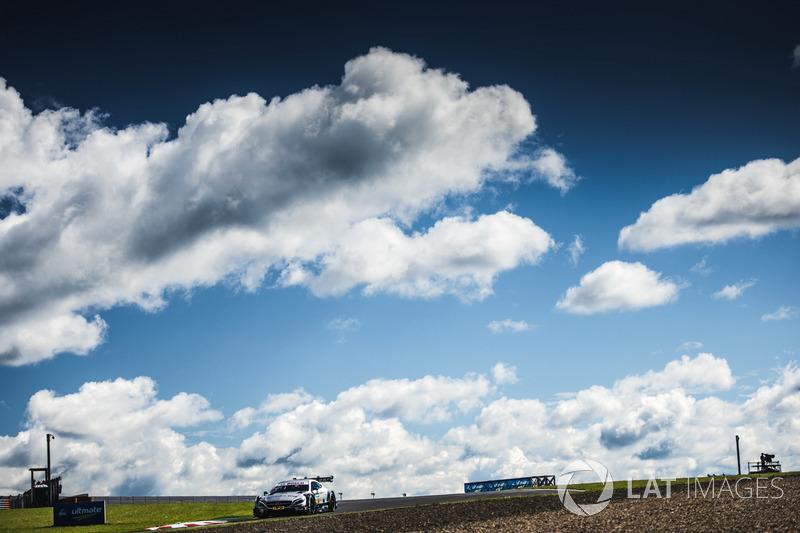 Гері Паффетт, Mercedes-AMG Team HWA, Mercedes-AMG C63 DTM
