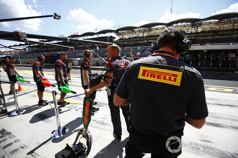 Mario Isola, Director de carreras Pirelli Motorsport